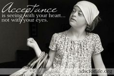 Peasant blouse and headscarf [and rockin' all those handbags!]  Down Syndrome awareness month