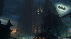 Gotham by Romain d'Escrienne