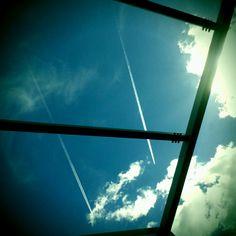 Terrace sky view