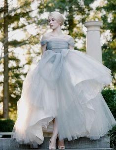4104aa01717 dusty blue wedding dress Naf Dresses