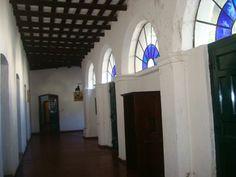 Galerías de la Santa Casa de Ejercicios Espirituales de Buenos Aires, siglo XVIII.