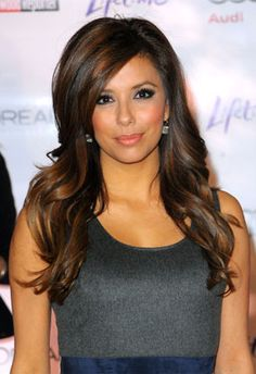 Love this hair color! and Love the style too!