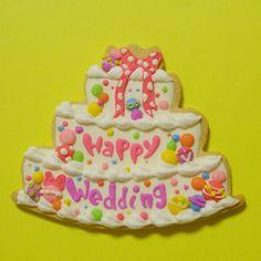 食べるの勿体ない♡可愛すぎるアイシングクッキー画像集♡【贈り物・ウェディング】