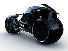 iCare Motorcycle. 6-cylinder 1.8L Honda Engine