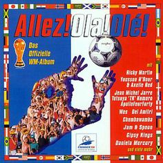 Various Artists - Music of the World Cup - Allez! Ola! Olé! (UK Edition) [AAC M4A] (1998)  Download: http://dwntoxix.blogspot.com/2016/06/various-artists-music-of-world-cup.html