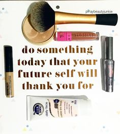 """PinayBeautyJunkie says """"That's applying my sunscreen today. It's been hot all week in Melbourne so I opted for a tinted sunscreen instead of applying sunscreen + foundation on top."""""""