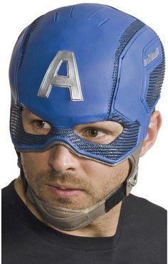 Adult Captain America: Civil War Costume Mask, Kostüme - Costumes, Kostüm, Costume, Fasching, Fasnacht, Karneval, Carneval, Mask, Masken, funny staff for events