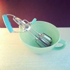 Vintage hand blender. #vintage #retro #kitchen