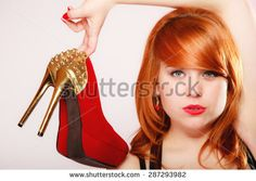 Gold High-heeled Shoes Stock Photos, Images, & Pictures | Shutterstock Gold High Heels, Shoe Image, Red High, Vectors, Christian Louboutin, Royalty Free Stock Photos, Pumps, Sexy, Pictures