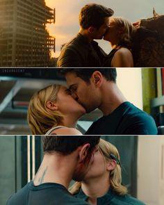 Divergent movie scenes simulation dating