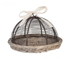 use Dollar Store wire hanging basket with wicker plate Hanging Baskets, Hanging Chair, Wicker Baskets, Basket Organization, Home Organization, Paper Basket, Organizing Your Home, Dollar Stores, Decoration