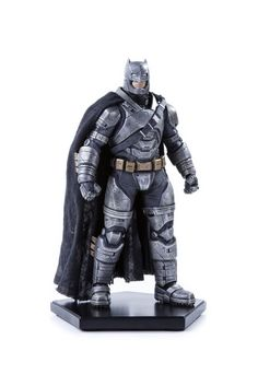 Batman+v+Superman+Dawn+of+Justice+statuette+1/10+Armored+Batman+Iron+Studios