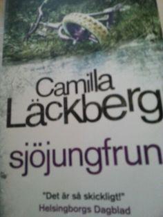 *** Taattua tuttua Läckbergiä.