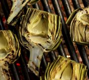 How-To video on #Grilled #Artichokes