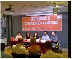 """CORES DE CAMBADOS: COMEZA NO MUSEO DO VIÑO O CURSO """"ENOTURISMO: CONSO..."""
