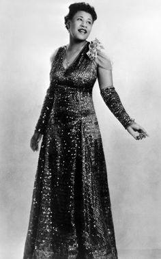 One of my favorite Jazz singers Ella Fitzgerald.