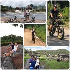 "Buzzy Bee Bike Fatbike E-bike on Instagram: ""Another month went by, with amazing guests again""  🐝🚴♀️🚴🏼♂️ #chiangmai #thailand #ebike #ebiking #fatbike #fatbiking #cyclingtour #cycling #electricbicycle #thailandtravel #lovethailand #amazingthailand"