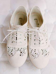 wedding shoes converse 15 Pretty Wedding Flats - W. Converse Wedding Shoes, Wedding Sneakers, Wedge Wedding Shoes, Beach Wedding Shoes, Bridal Flats, Wedding Shoes Bride, Bride Shoes, Vintage Wedding Shoes, Outdoor Wedding Shoes