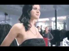 "Alexandra Daddario - Yellow book Ad ""Little Black Dress"" - http://film-book.com"