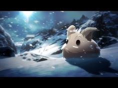 Trials of the Poro - YouTube OhMyGAWD it's so cute!