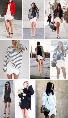 Bloggers Pick Zara Skort  http://www.thefemmecabinet.nl/#!bloggers-pick-zara-skort/c1nw5