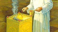 """Perjanjian yang Lebih Baik Darah Perjanjian """"Kemudian Musa mengambil darah itu dan menyiramkannya pada bangsa itu serta berkata: 'Inilah darah perjanjian ya"""
