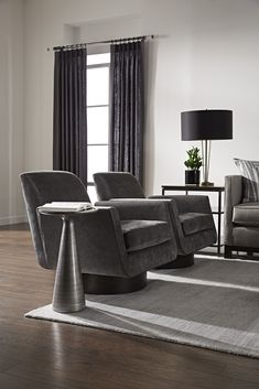 MG+BW: Addie Pull Up Table   Simply Elegant. Accent Table Styled