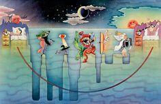 Alan Aldridge NightVoyage.jpg (1117×720)
