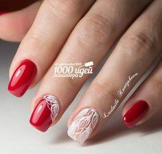 Art 4080 Nail Art 4080 Beautiful nails 2018 Bright fashion nails Festive na., Nail Art 4080 Nail Art 4080 Beautiful nails 2018 Bright fashion nails Festive na., Nail Art 4080 Nail Art 4080 Beautiful nails 2018 Bright fashion nails Festive na. Red Nail Designs, Best Nail Art Designs, Red Nail Art, Red Nails, Bright Nails, Pastel Nails, Monogram Nails, Red And White Nails, Nail Art Design Gallery