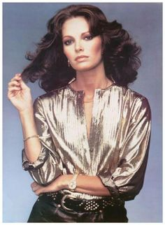JACLYN SMITH OF CHARLIE'S ANGELS POSTER-VERY ,VERY HOT!
