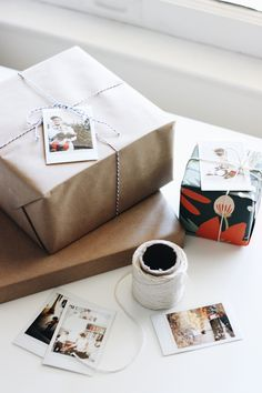 Add an instax photo to your presents this year and you won't forget who gets which one! | project by @maia_mcdonald for #instax @INSTAXamericas