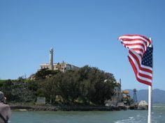 Alcatraz, San Francisco, California, USA.