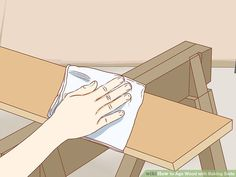 How to Age Wood with Baking Soda. If you want to give new wood a distressed or aged look, you don't have to leave it outside for years to weather naturally. One of the simplest ways to age wood quickly is to apply a paste of baking soda. Cedar Boards, Cast Off, Aging Wood, Barn Wood, Baking Soda, Aurora Sleeping Beauty, Pictures, Decoration, Driftwood