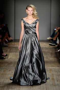 Jenny Packham New York Fashion Week Spring 2015 Runway
