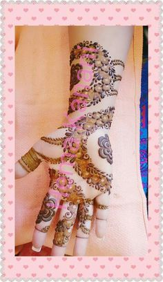 Mehndi Designs 2018, Mehndi Design Pictures, Modern Mehndi Designs, Mehndi Designs For Girls, Wedding Mehndi Designs, Beautiful Henna Designs, Dulhan Mehndi Designs, Mehndi Designs For Hands, Henna Tattoo Designs