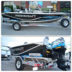 Super exciting boat wrap by GTA CAR WRAP. Call us today at 1-844-404-WRAP (9727)