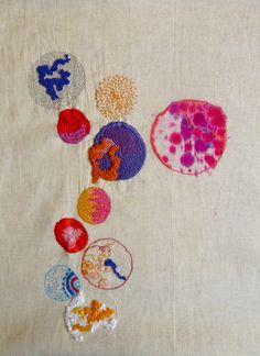 embroidery by sabatina leccia
