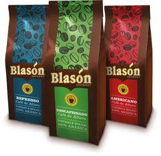 Packing Café Blasón 100% Mexicano