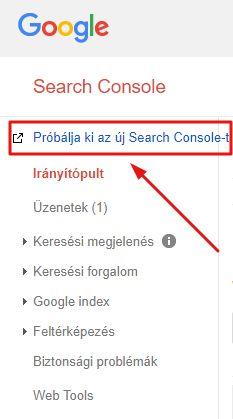 Megújult a #Google ingyenes #SEO eszköze a #Search#Console.