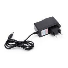 新しいac変換アダプタdc 3ボルト1a電源充電器euプラグ5.5ミリメートルx 2.1ミリメートル-y103