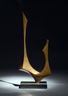 SCULPTURE | denis mitchell (1912-1993 | mulfra | bronze | 1962 | godson & coles | london, UK | photo credit godson & coles