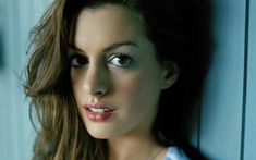 Download wallpapers Anne Hathaway, 2018, american actress, portrait, beauty, Hollywood
