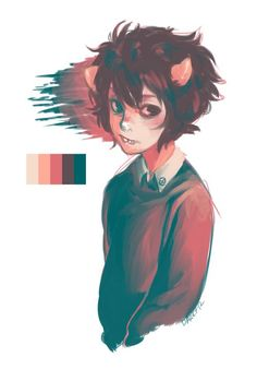 Image result for aesthetic karkat