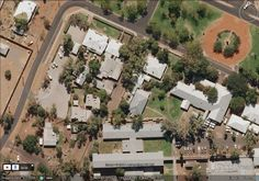Alice springs Royal Flying Doctor Service Alice Springs, Places, Lugares