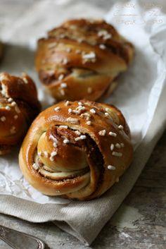 Pretzel cinnamon rolls? *Mind blown*
