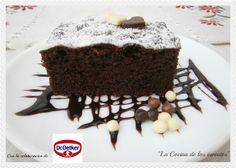 La Cocina de los inventos: Tarta de Chocolate, Estilo francés Dr. Oetker
