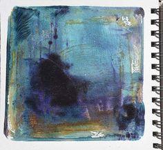 Jazzgoil Ink: Gelli Printing in journals
