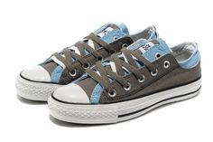 Chuck Taylor, Double Upper All Star Converse  - Circa 2010