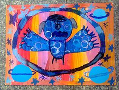 Art projectsfor kids
