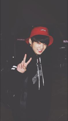 BTS Jungkook, Such a FOX! Yes I am sure greatful he was born and is so talented! LOVE this guy! D:) Smiley!
